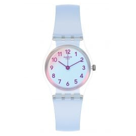 Swatch LK396 Damenuhr Casual Blue
