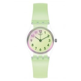 Swatch LK397 Damenuhr Casual Green