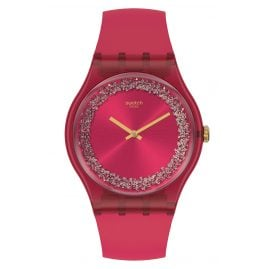 Swatch SUOP111 Damenuhr Ruby Rings