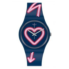 Swatch GN267 Damenuhr Flash of Love