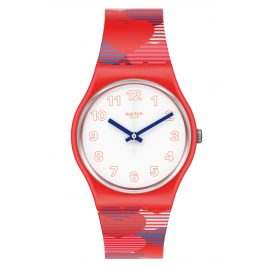 Swatch GR182 Damenuhr Heart Lots