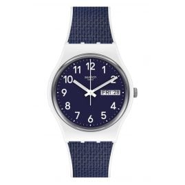 Swatch GW715 Armbanduhr Navy Light