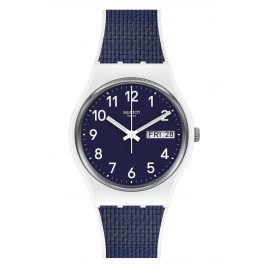 Swatch GW715 Wristwatch Navy Light