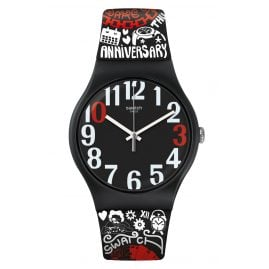 Swatch SUOZ322 Armbanduhr 30 And Ticking