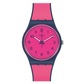 Swatch GN264 Women's Watch Pink Gum