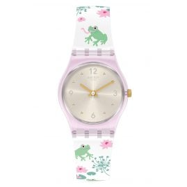 Swatch LP160 Damenuhr Enchanted Pond