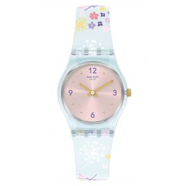 Swatch LL124 Women's Watch Enchanted Meadow