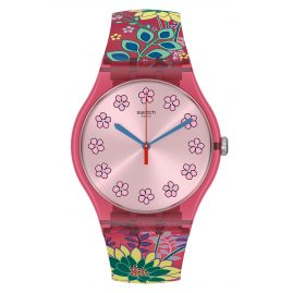 Swatch SUOP112 Women's Watch Dhabiscus