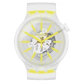 Swatch SO27E103 Big Bold Armbanduhr Yellowinjelly