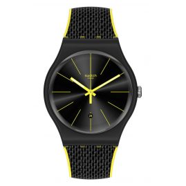 Swatch SUOB406 Wristwatch Night Cord