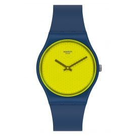 Swatch GN266 Wristwatch Yellowpusher