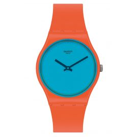 Swatch GO121 Armbanduhr Urban Blue