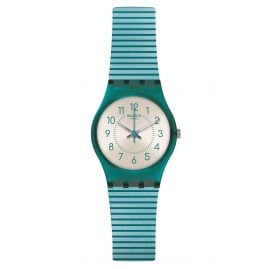 Swatch LS117 Damenuhr Phard Kissed