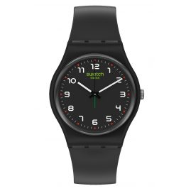 Swatch SO28B100 Wristwatch Masa Black