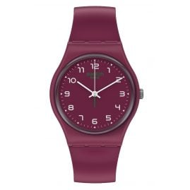 Swatch SO28R103 Armbanduhr Wakit Rot