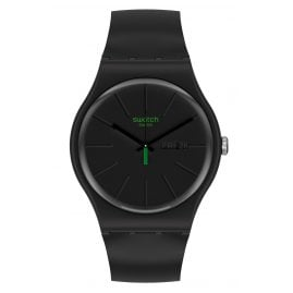Swatch SO29B700 Mens Watch Neuzeit Black