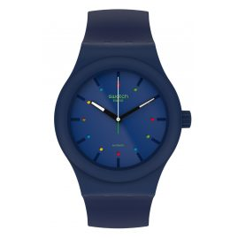 Swatch SO30N400 Bio-Reloaded Automatik Armbanduhr WAKTU51