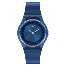 Swatch GN269 Damenuhr Sideral Blue