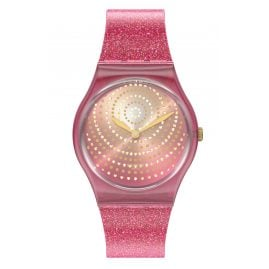 Swatch GP169 Damen-Armbanduhr Chrysanthemum