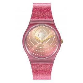 Swatch GP169 Damen-Armbanduhr Chrysanthemum