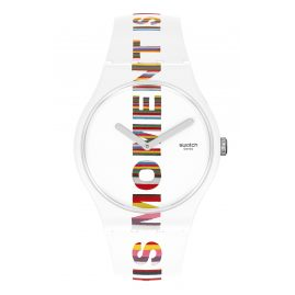 Swatch SUOZ330 Wristwatch Time's Magic