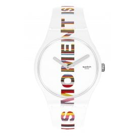 Swatch SUOZ330 Armbanduhr Time's Magic