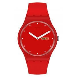 Swatch SUOZ718 Women's Watch P(e/a)nse-Moi