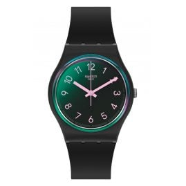 Swatch GB330 Wristwatch LA Night