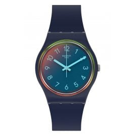 Swatch GN274 Wristwatch LA Night Blue