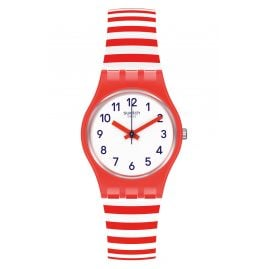 Swatch LR135 Ladies' Watch Blue Boat