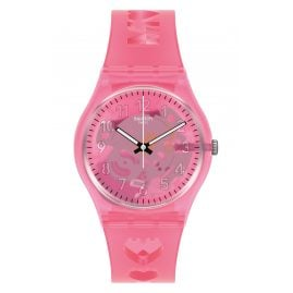 Swatch GZ354 Damenuhr Love With All The Alphabet