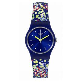 Swatch LN158 Damenuhr Confettini Blu