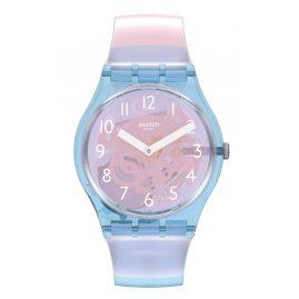 Swatch GL126 Damenuhr Pinkzure