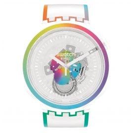 Swatch SO27E107 Armbanduhr Let's Parade