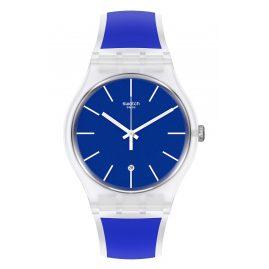 Swatch SO29K400 Wristwatch Blue Trip