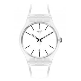 Swatch SO29K401 Wristwatch White Trip