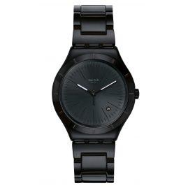Swatch YWB404G Armbanduhr Noir Intense