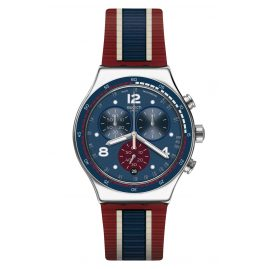 Swatch YVS449 Men's Watch Chronograph College Time
