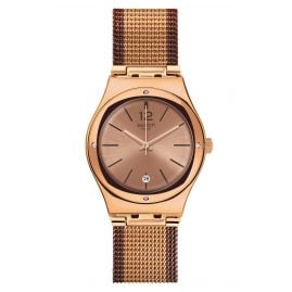 Swatch YLG408M Damenarmbanduhr Full Rose Jacket