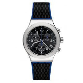 Swatch YVS451 Men's Watch Chronograph Secret Mission