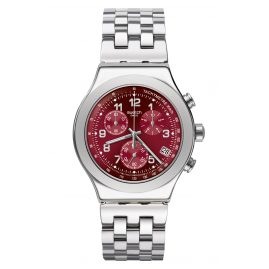 Swatch YVS456G Herrenuhr Chronograph Secret Doc