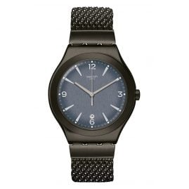 Swatch YWM403M Unisex Watch Irony Mesh O´Light