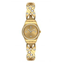 Swatch YSG164G Ladies' Watch Goldy Hug