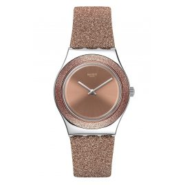 Swatch YLS220 Irony Ladies' Watch Rose Sparkle