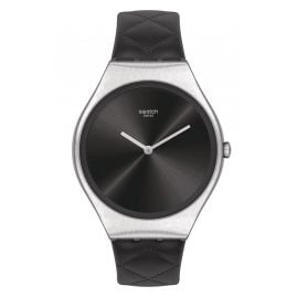 Swatch SYXS136 Irony Damenuhr Black Quilted