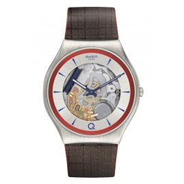 Swatch SS07Z102 Irony Herrenuhr ²Q Swatch x 007