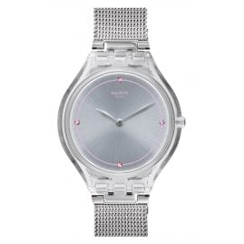 Swatch SVOK105M Skin Ladies´ Wristwatch Skinstones