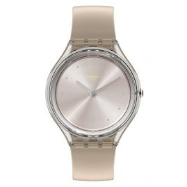 Swatch SVOK109 Skin Damenuhr Skin Cloud