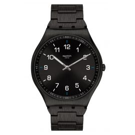 Swatch SS07B100G Watch Skin Suit Black