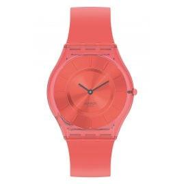 Swatch SS08R100 Damenuhr Skin Sweet Coral